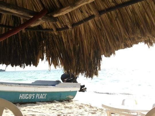 Beaches of Cartagena Colombia