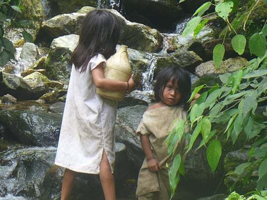 Kogi Tribe Lost City Colombia
