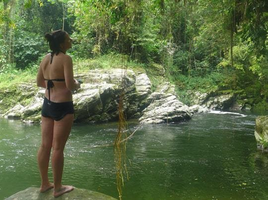 Lost City Trek Colombia 1