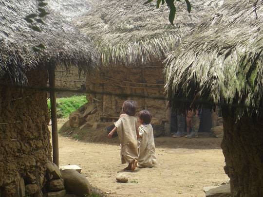 The Kogi Tribe Lost City Colombia