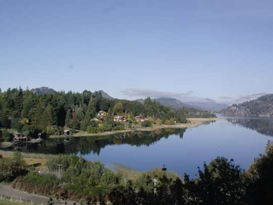 The Serene Lake Waters to be Found in Bariloche