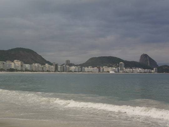 Rio on a Stormy Day