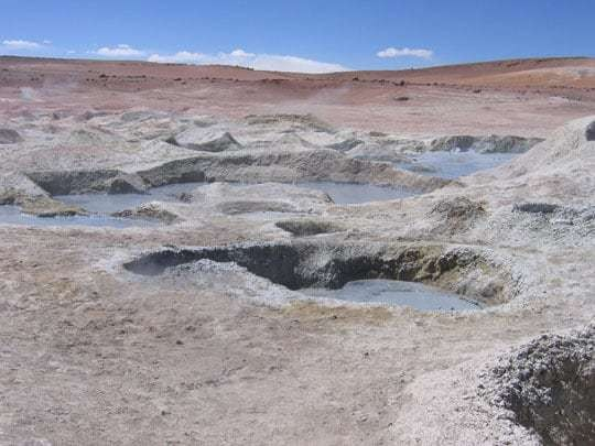 Mini Craters