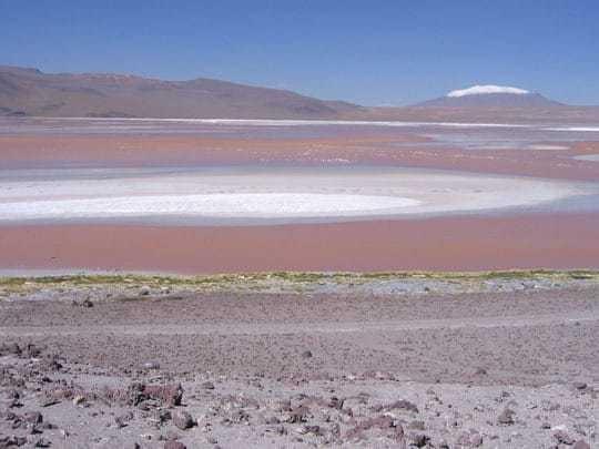 A View Across The Desert, Bolivia