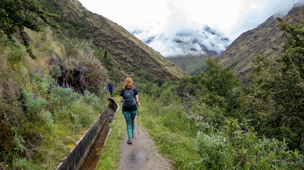 Machu Picchu Trek Varying Landscapes