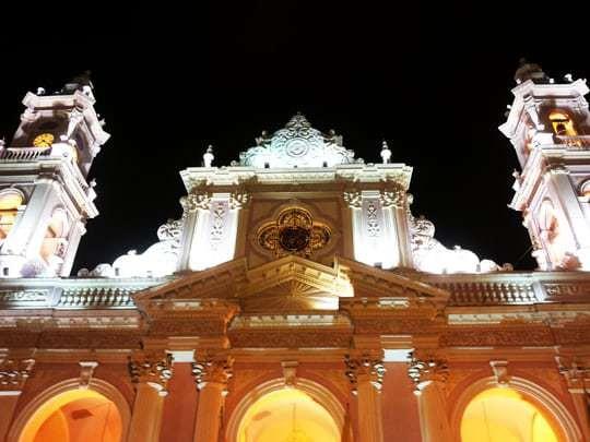 The Main Church in Salta City
