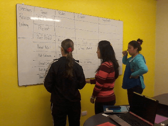 Teaching English7