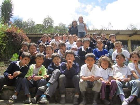 EDIT - Last day at Magdalena School
