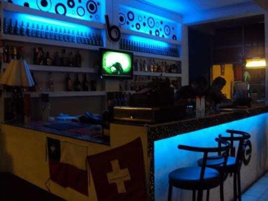 Surf Ilo Peru Blue Bar