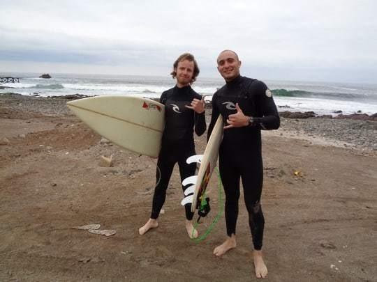 Surf Ilo Peru Dudes