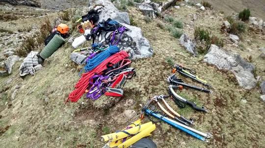 Equipment Mountaineering