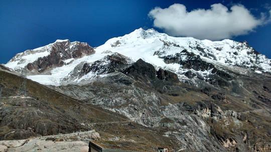 Mountaineering Peru