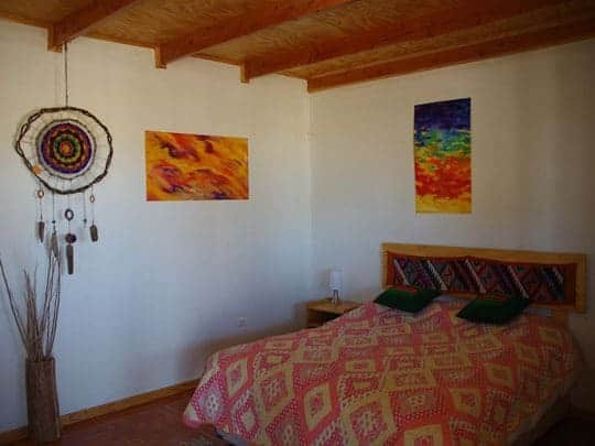 The Room at Tatais Lodge - San Pedro de Atacama, Chile