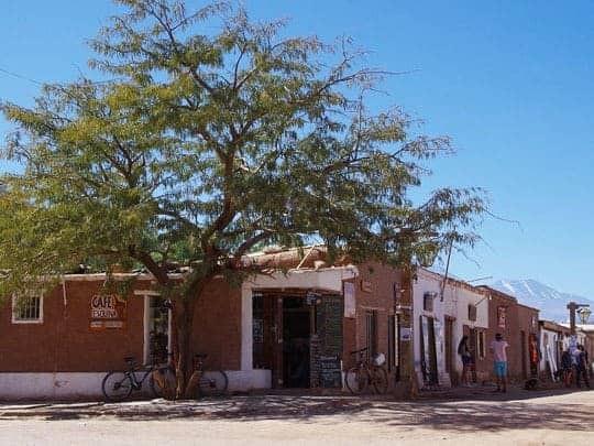 Small Houses in San Pedro de Atacama, Chile