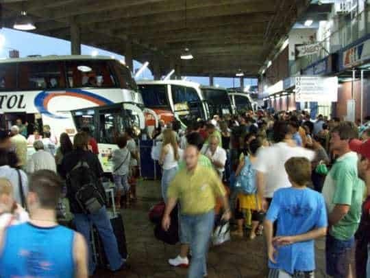 Brazil buses