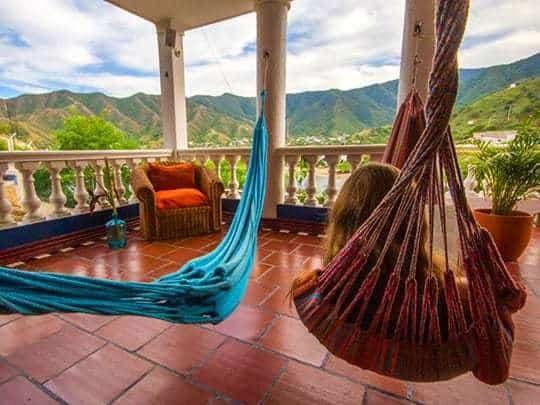 Casa Moringa, Colombia