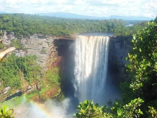 guyana falls 4