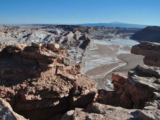 3 Atacama Desert Chile
