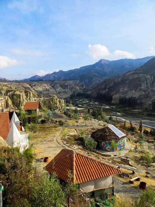 Bolivia rural life