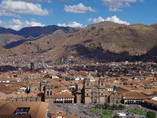 EDIT - Cusco