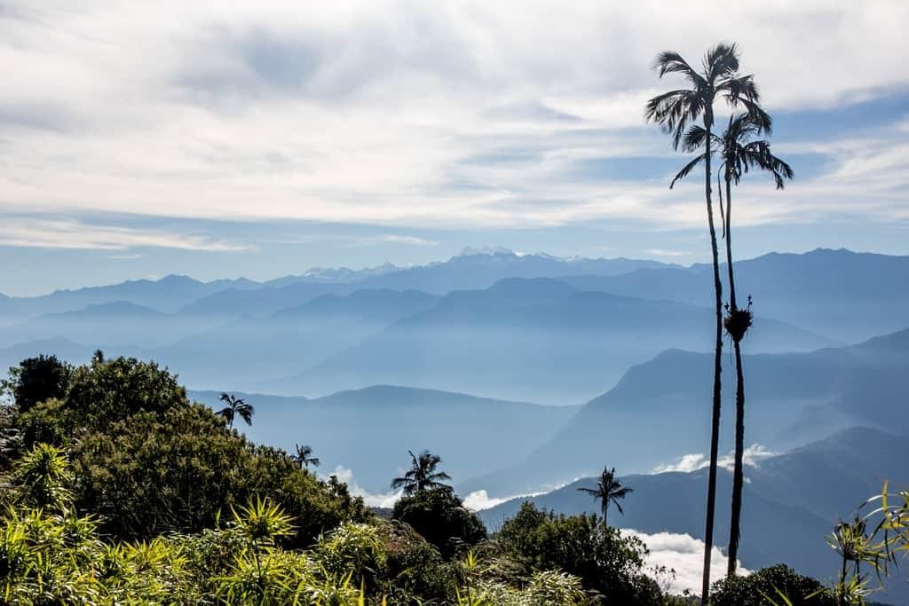 Cerro Kennedy scenery