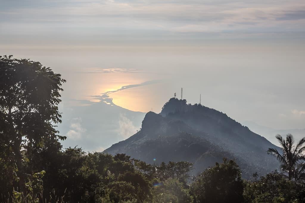 Views from Cerro Kennedy.