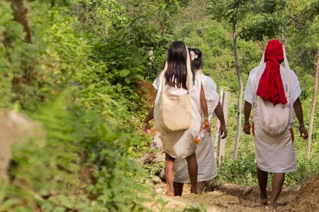 Kogi Tribe Colombia