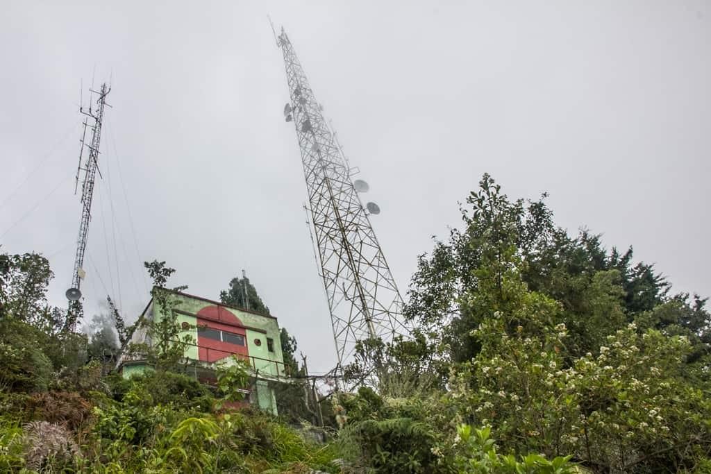 Moncho's Place, Cerro Kennedy