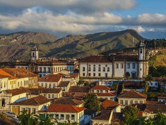 The View Across Ouro Preto