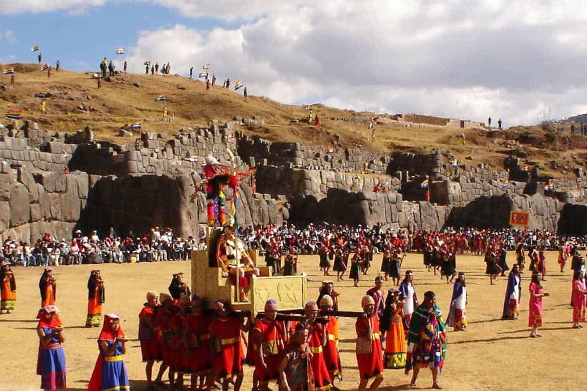 Inti Raymi, Photo Credit - Cyntia Motta