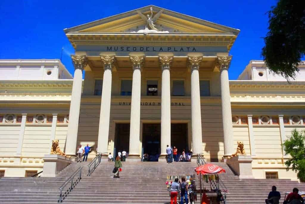 El Museo de Las Ciencias Naturales, La Plata, Argentina