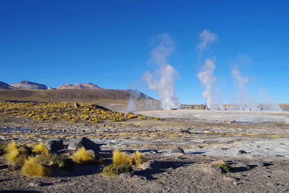 A desert shot in San Pedro De Atacama, Chile