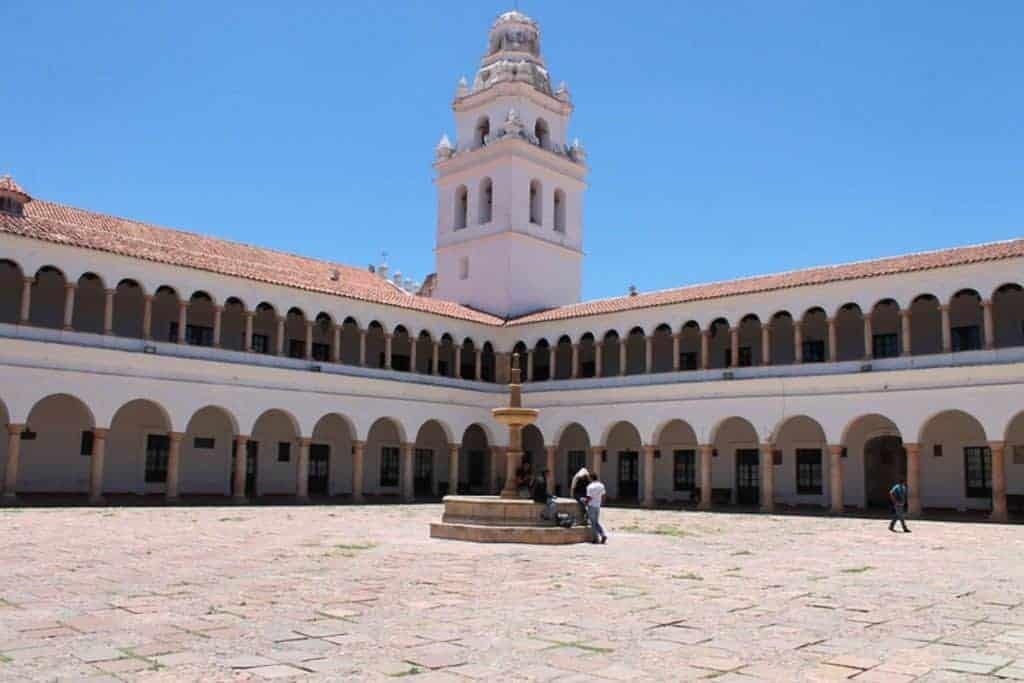 Universidad de San Francisco Xavier, Sucre, Bolivia