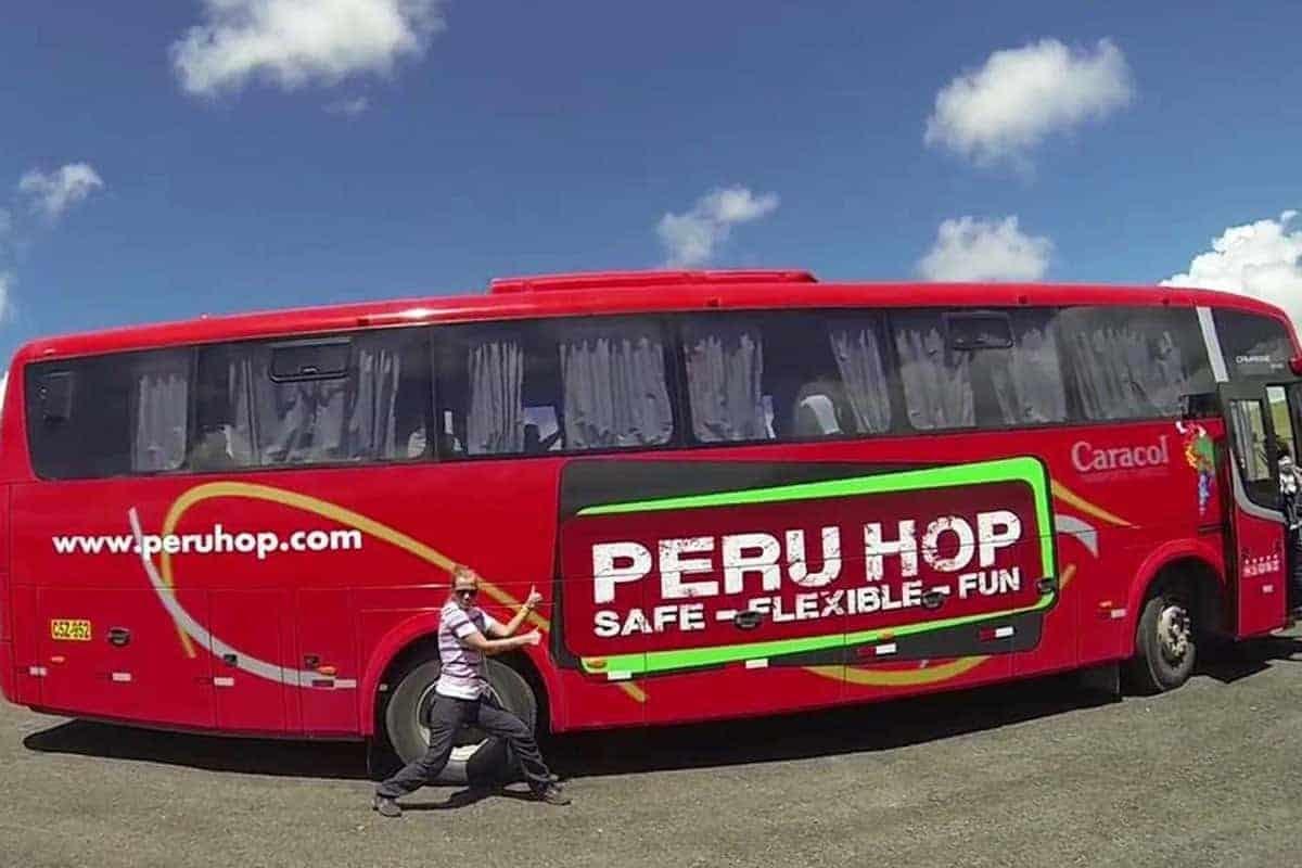 The Peru Hop Bus