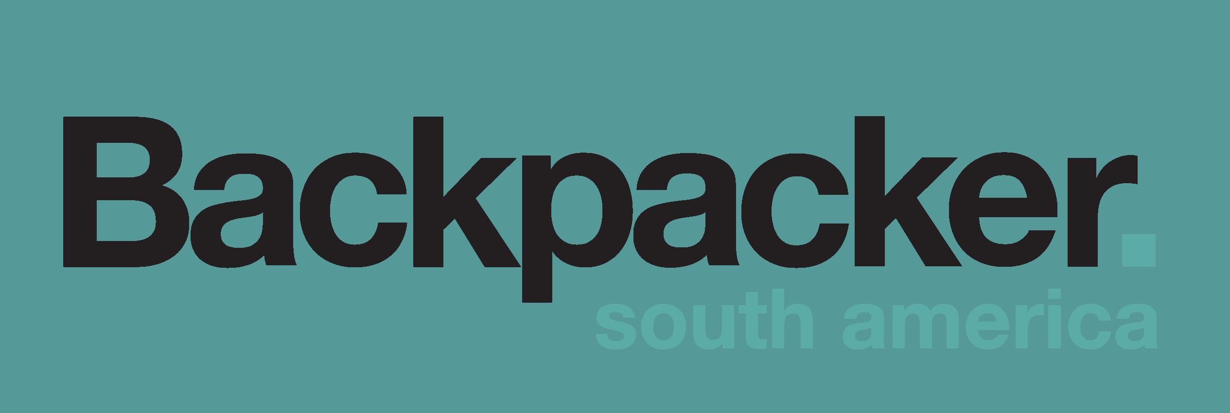 South America Backpacker