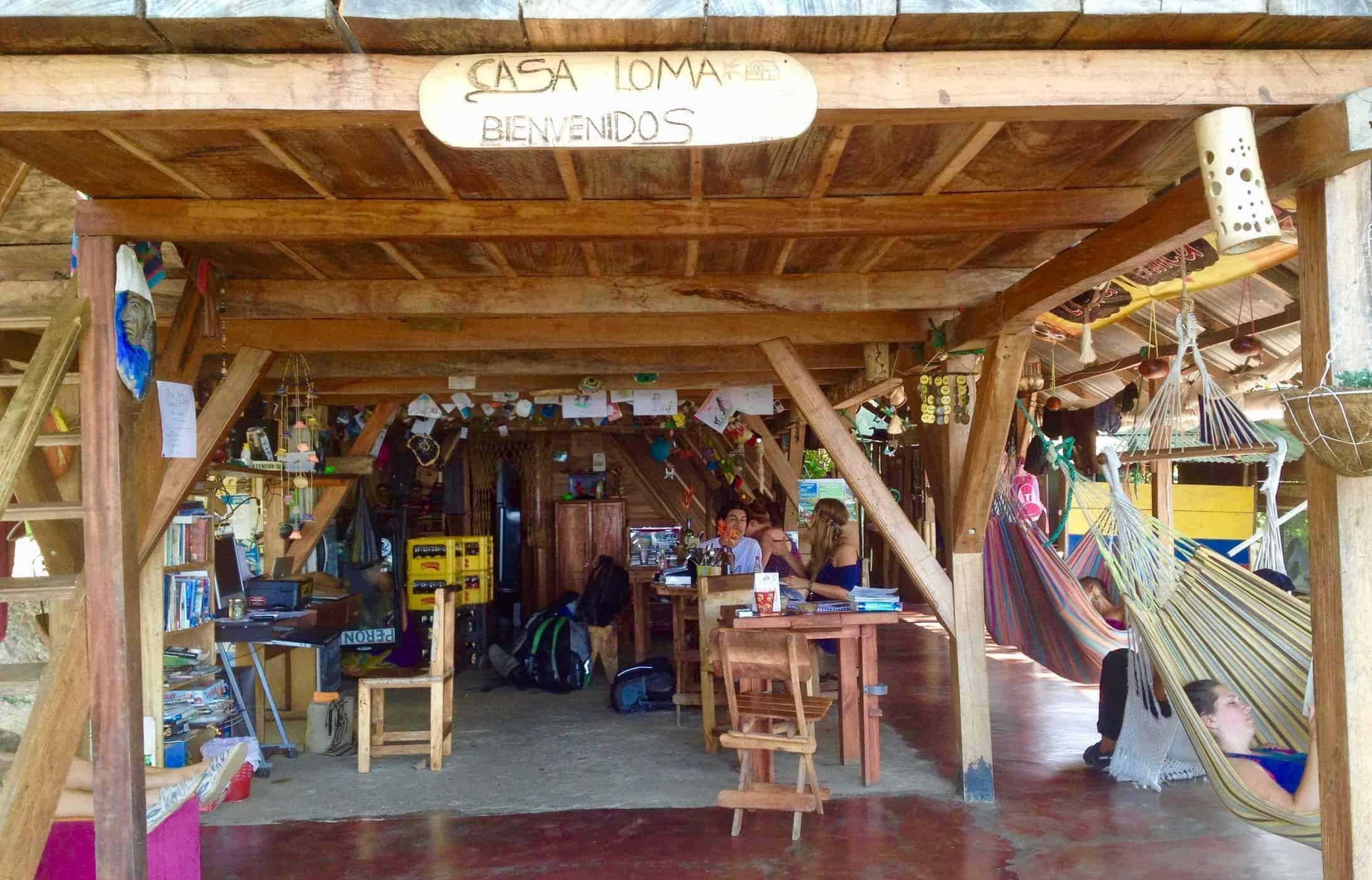Casa Loma, Minca, Colombia - Our Favourite Hostel!
