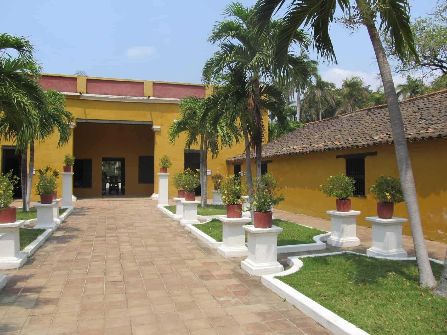 Quinta de San Pedro, Santa Marta, Colombia