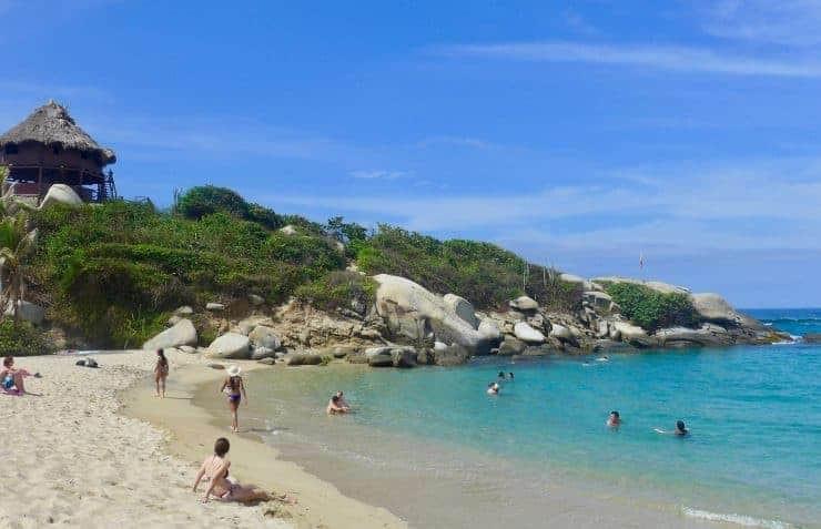 Tayrona National Park, Santa Marta Beaches