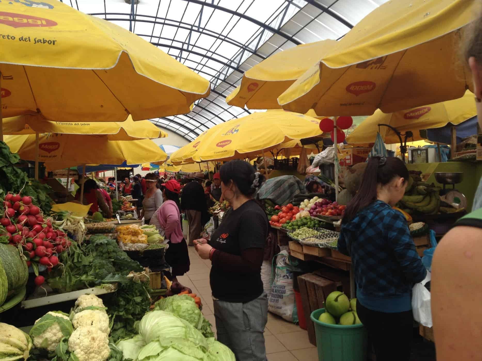 Central Market, Cuenca