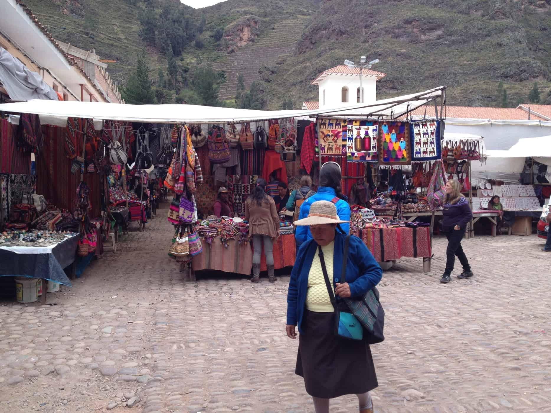 Pisac Market, Peru