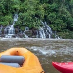 Rafting Jondachi - Hollín River, Ecuador