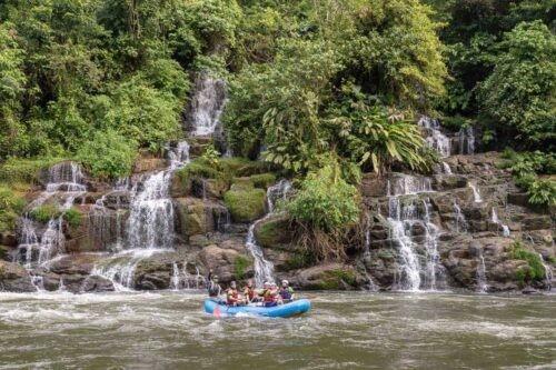 Rafting Jondachi - Hollín River Tena, Ecuador