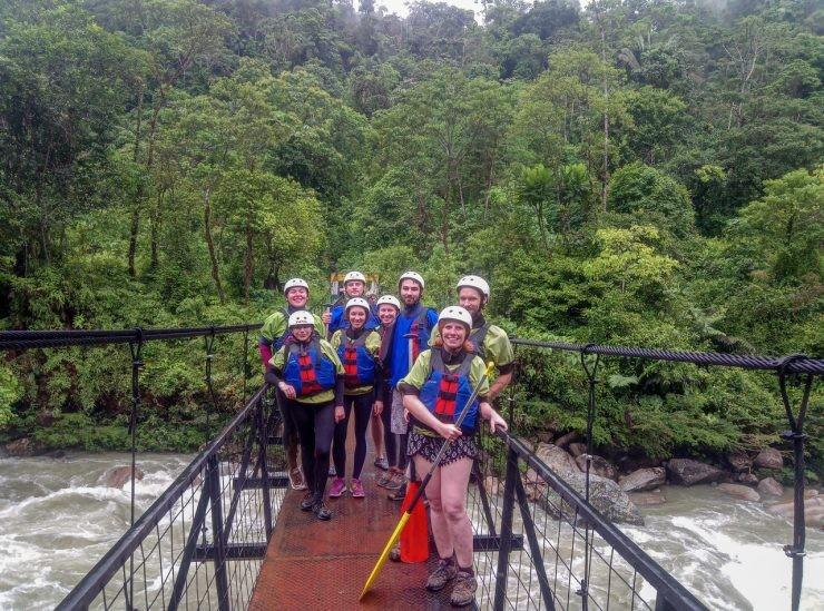 Rafting with Kayak Ecuador
