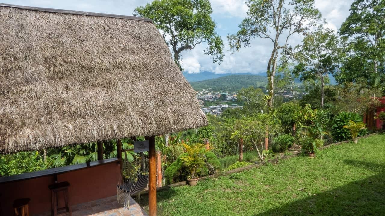 Hostal Tena Ñaui garden, Tena, Ecuador