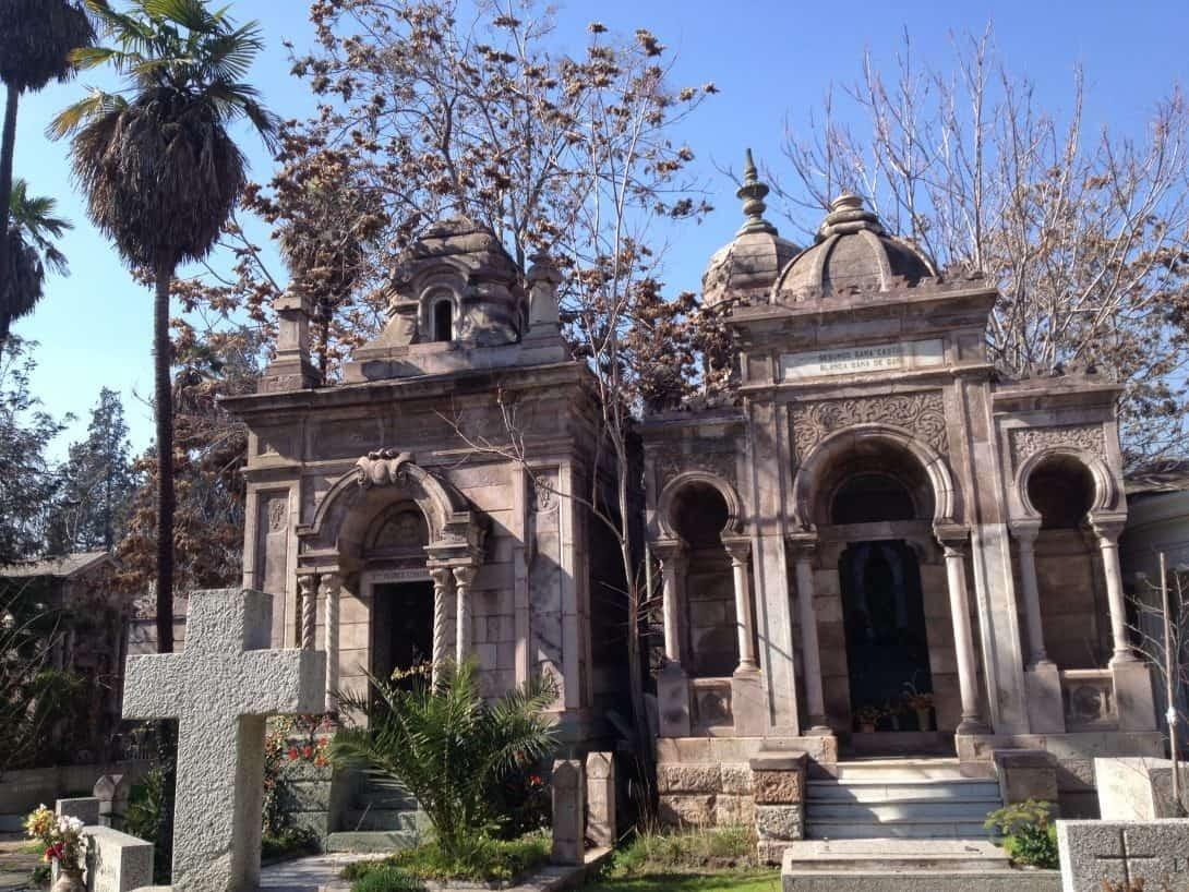General Cemetery Santiago de Chile