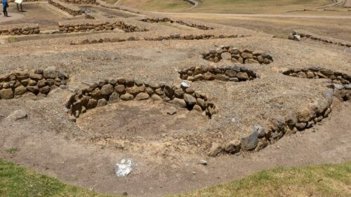 Ingapirca- canari ruins