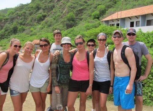 Spanish School Day Trip in Manta, Ecuador