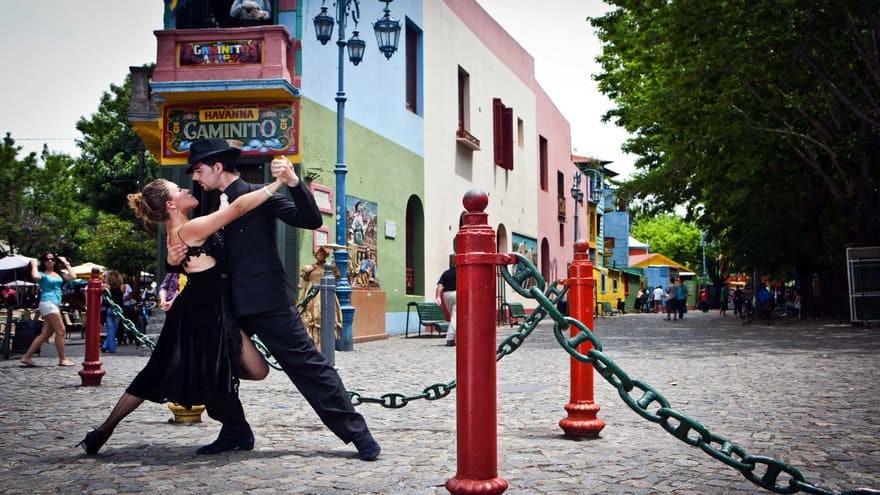 Tango in Buenos Aires, Argentina