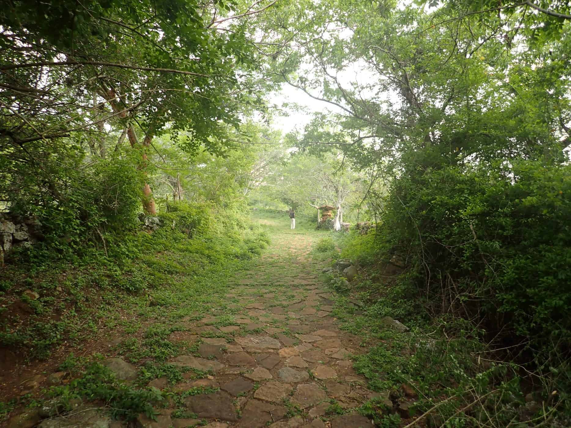 The Camino Real, Barichara, Colombia.