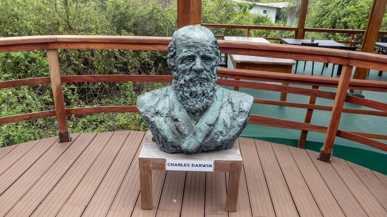 The Charles Darwin Research Centre, Santa Cruz, Galapagos, Ecuador